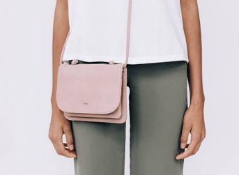 COLAB Tumbled Crossbody Carryall