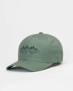 tentree 6 Panel Soundwave Hat