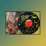 Monkees - Self-Titled (Version 1) ~ Limited Run Original Carved Vinyl & Album Cover