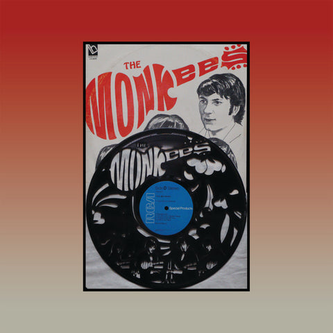 Monkees - Self-Titled (Version 2) ~ Limited Run Original Carved Vinyl & Album Cover