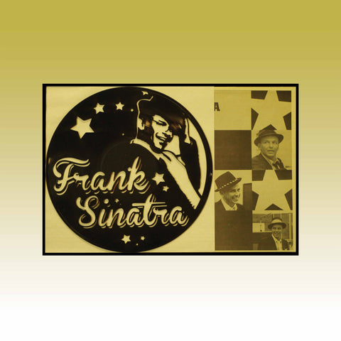 Frank Sinatra ~ Limited run 12x18 Original Album Cover