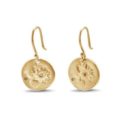 Dandelion Archer earrings