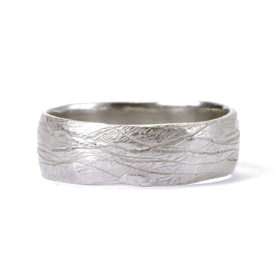 Platinum Lined Ring