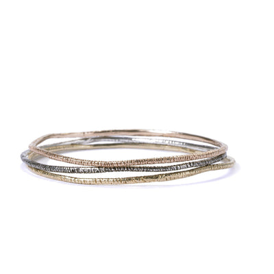 Lined Bangles