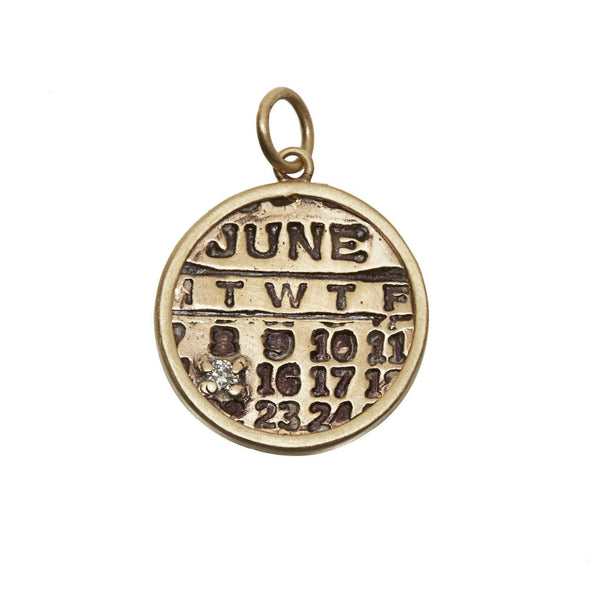 Personalized Calendar Jewelry