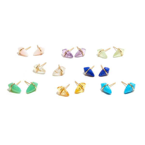 Small Kite Earrings