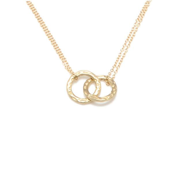 Sofie Loveknot Gold