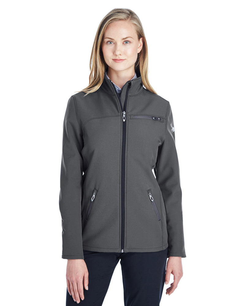 187337 Spyder Ladies' Transport Soft Shell Jacket