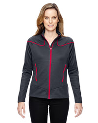 78806 Ash City - North End Ladies' Cadence Interactive Two-Tone Jacket
