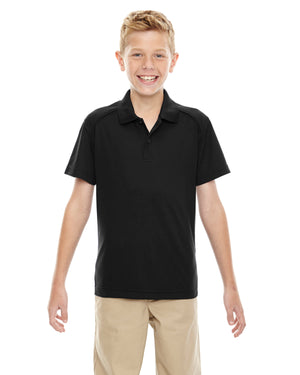 65108 - Extreme Youth Eperformance™ Shield Snag Protection Short-Sleeve Polo