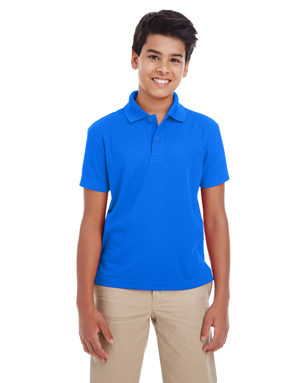88181Y - Core 365 Youth Origin Performance Piqué Polo