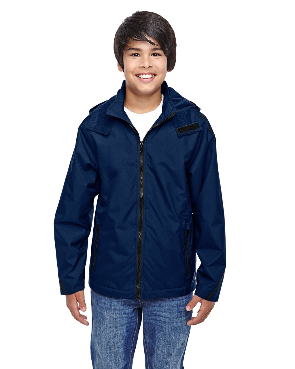 TT72Y - Youth Conquest Jacket with Fleece Lining