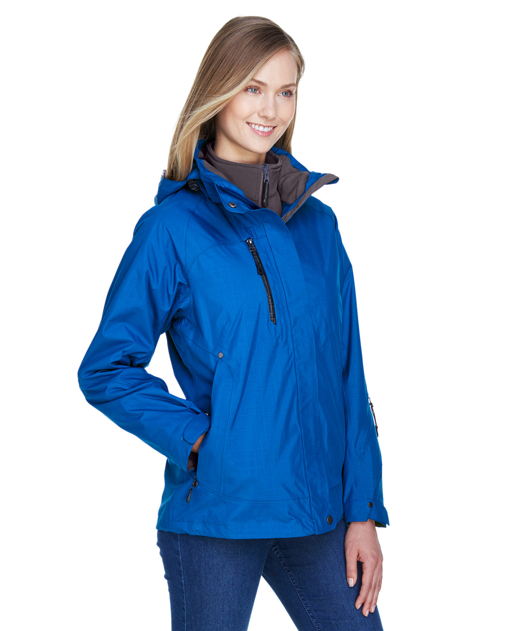 78178 - North End Ladies' Caprice 3-in-1 Jacket with Soft Shell Liner