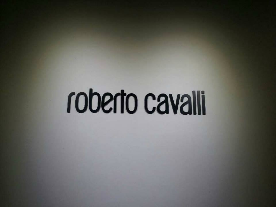 Roberto Cavalli Fashion Show (consultation)