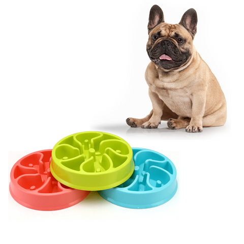 Fun Feeder Slow Feed Dog Bowl