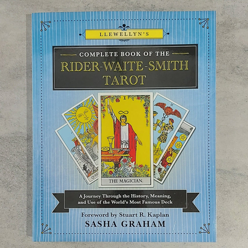 Book -  Complete Book of the Rider-Waite-Smith Tarot