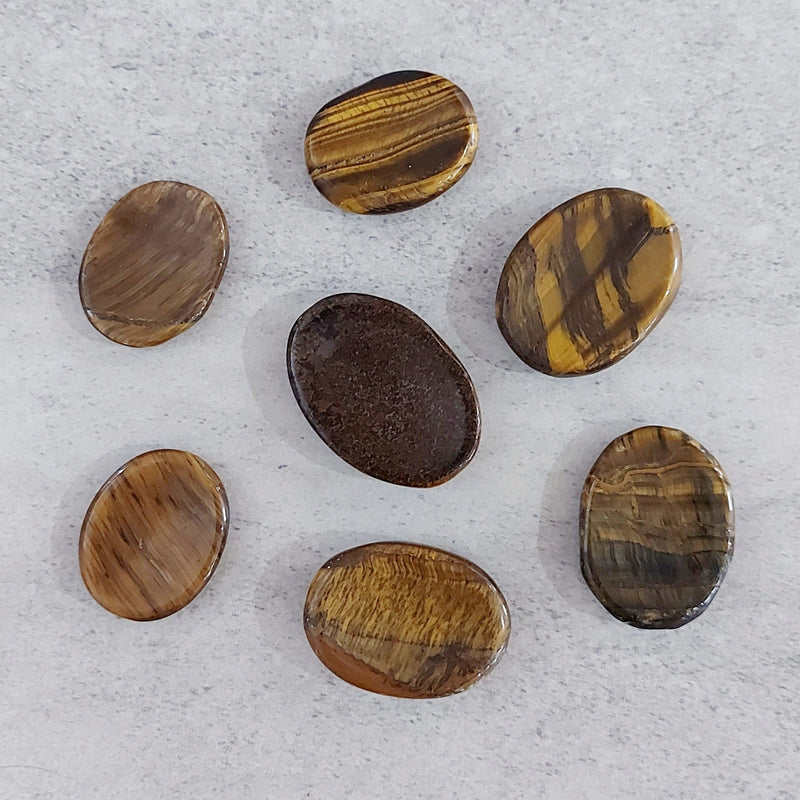 Tiger's Eye | Worry Stone