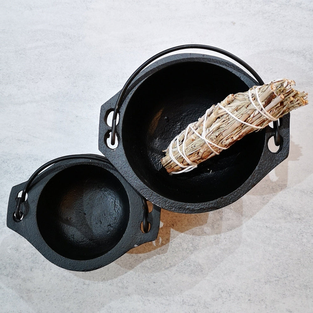 Smudging accessory - Cauldron