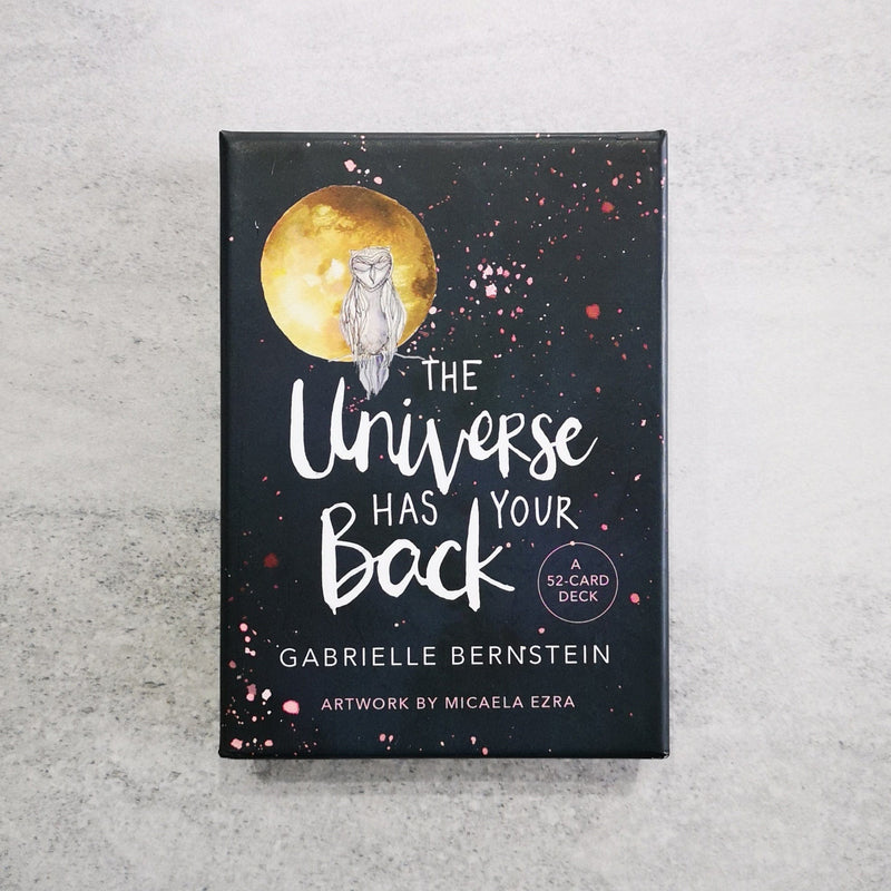 The Universe Has Your Back | Oracle Cards
