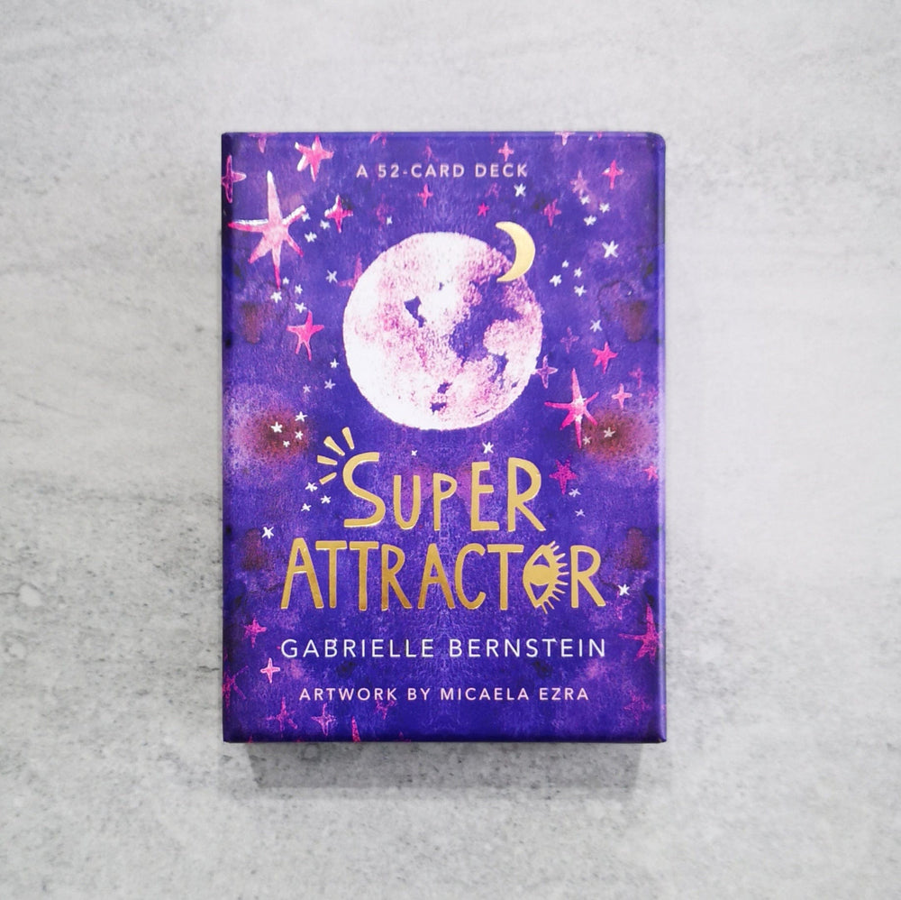 Oracle Cards - Super Attractor