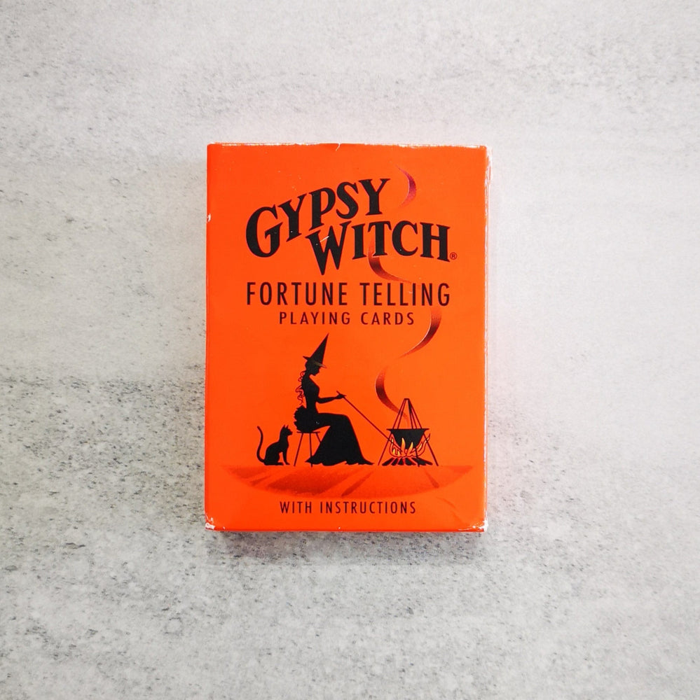 Oracle Cards - Gypsy Witch Fortune Telling