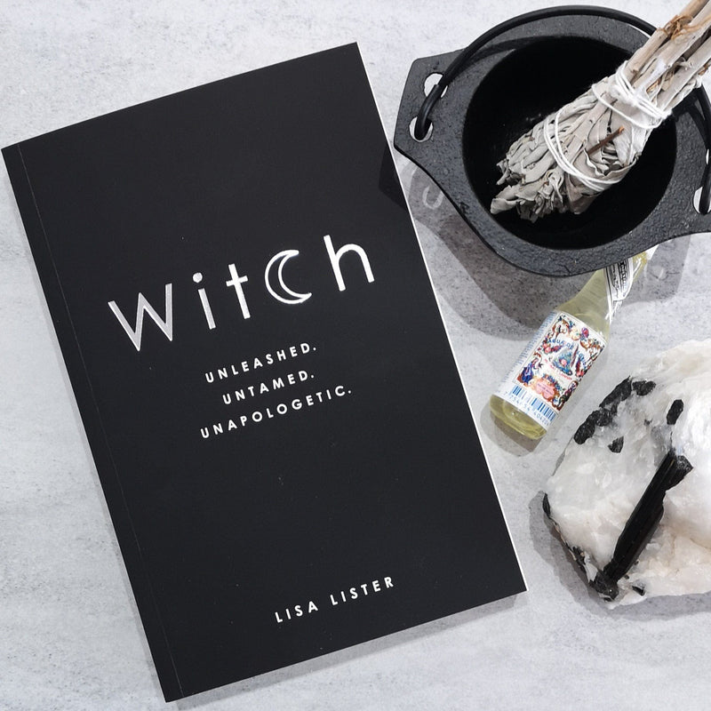Book - Witch: Unleashed, Untamed, Unapologetic