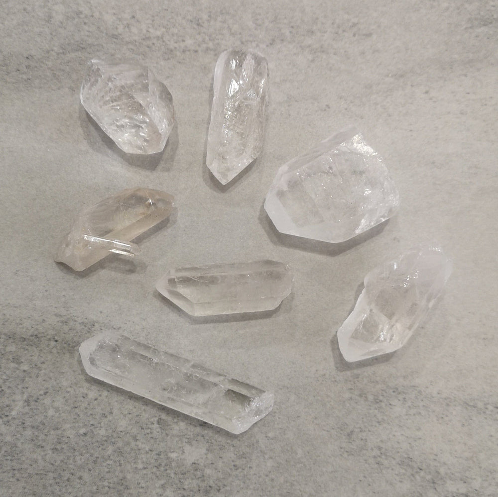 Crystals - Rough - Clear Quartz