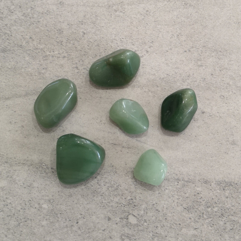 Green Aventurine | Tumbled