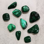 Crystals - Tumbled - Malachite