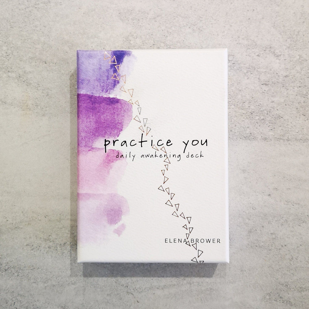 Affirmations Cards - Practice You
