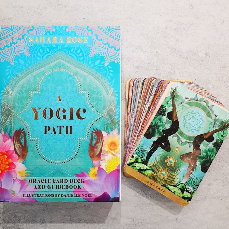 A Yogic Path | Oracle Cards