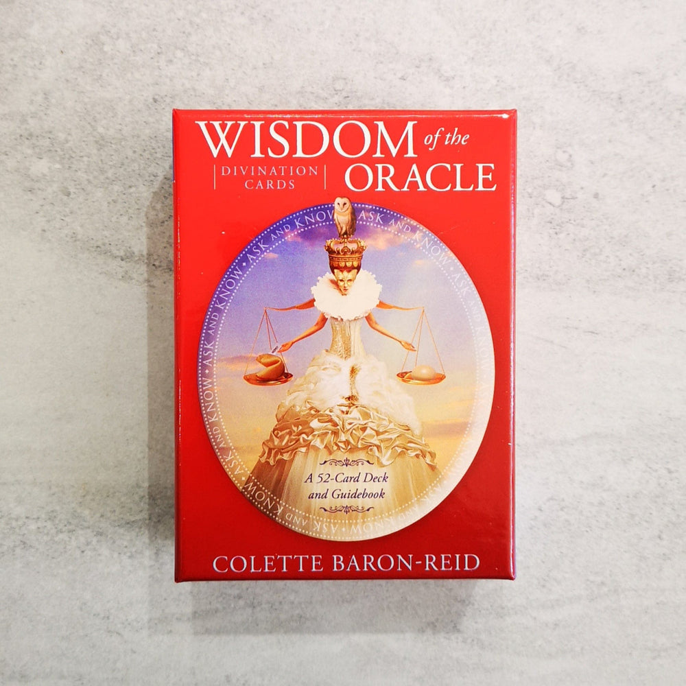 Oracle Cards - Wisdom of the Oracle