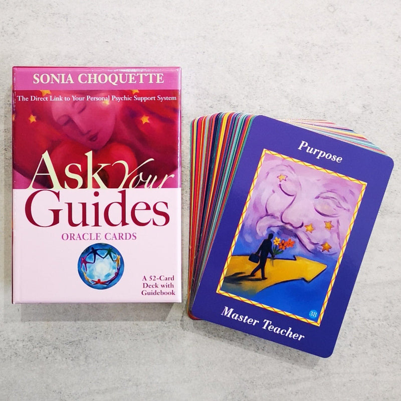 Oracle Cards - Ask your Guides