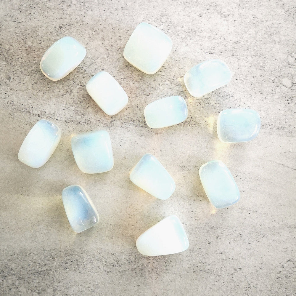 Crystals - Tumbled -  Opalite