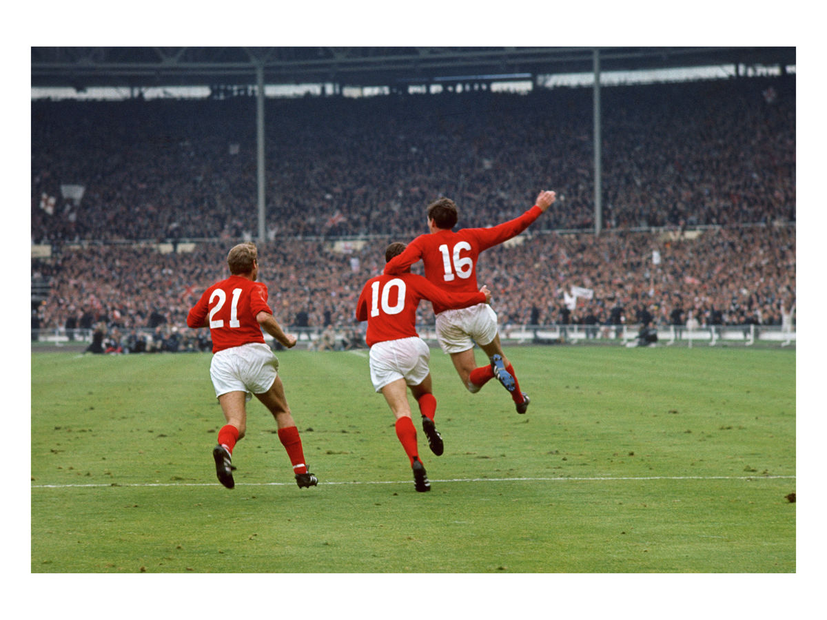 1966 World Cup Final, Gerry Cranham