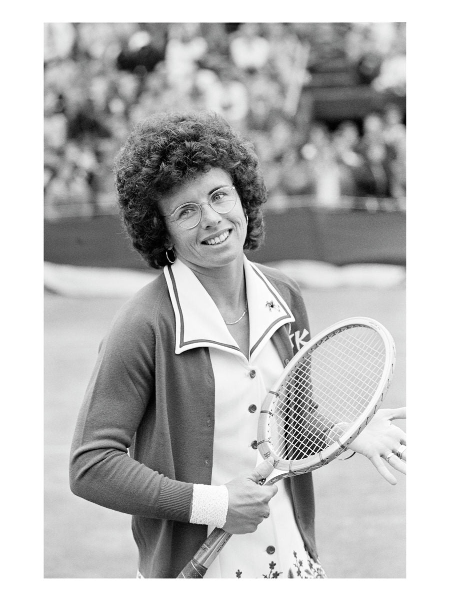 Billie Jean King – living the dream