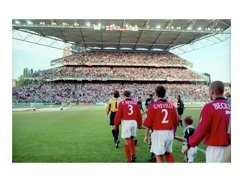 England v Germany: 17 Jun 2000