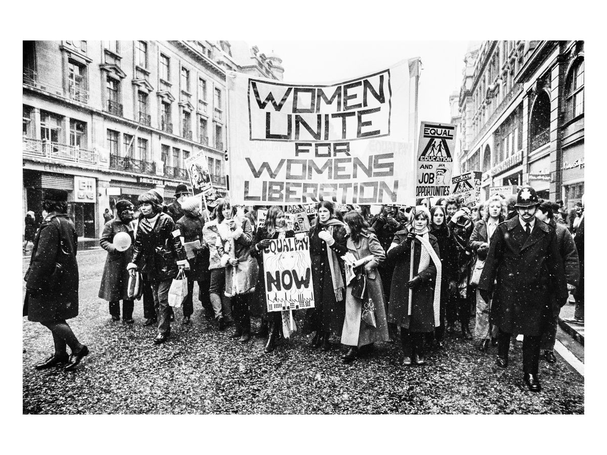 Equal pay is not enough, 1971