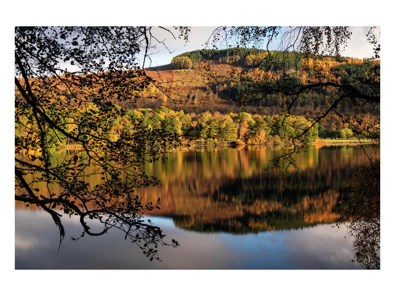 Loch Tummel, October 2019
