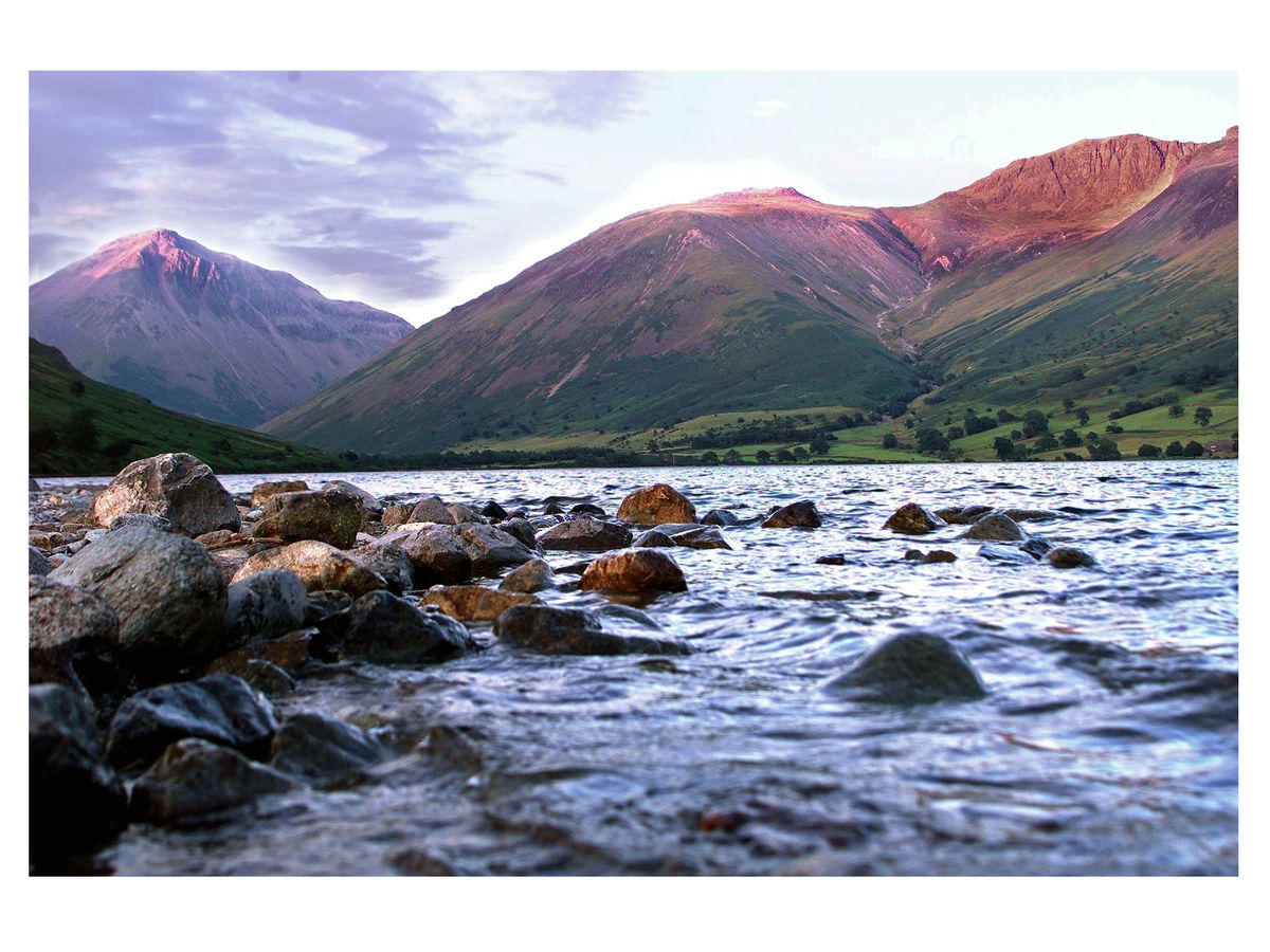 Wast Water, August 1999