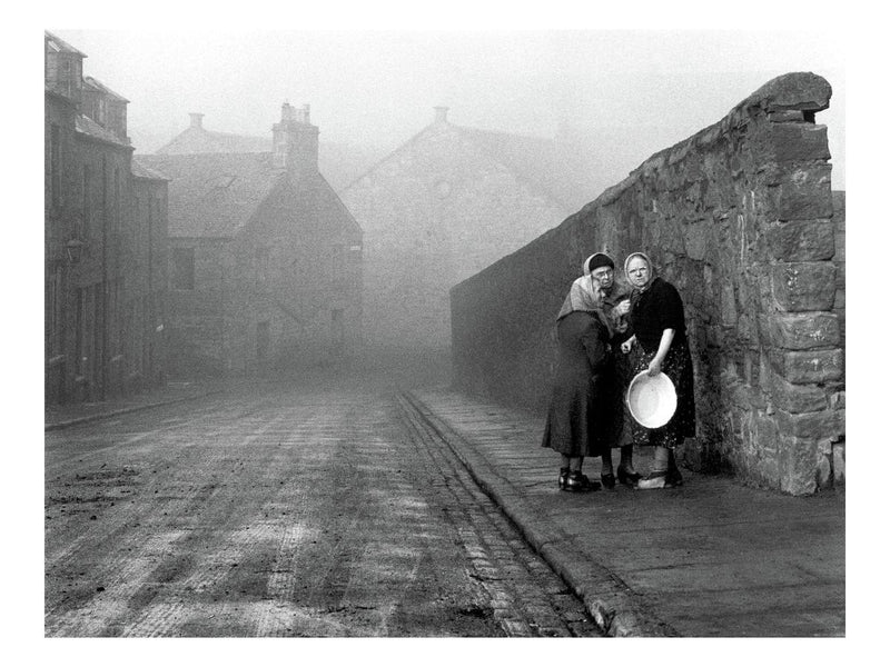 Foggy Day in Dundee, 1959