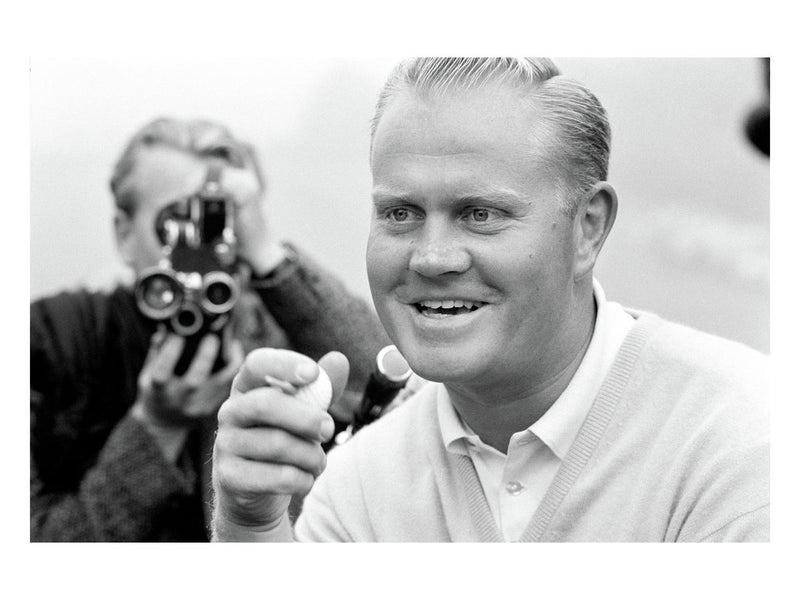 Saluting the great Jack Nicklaus