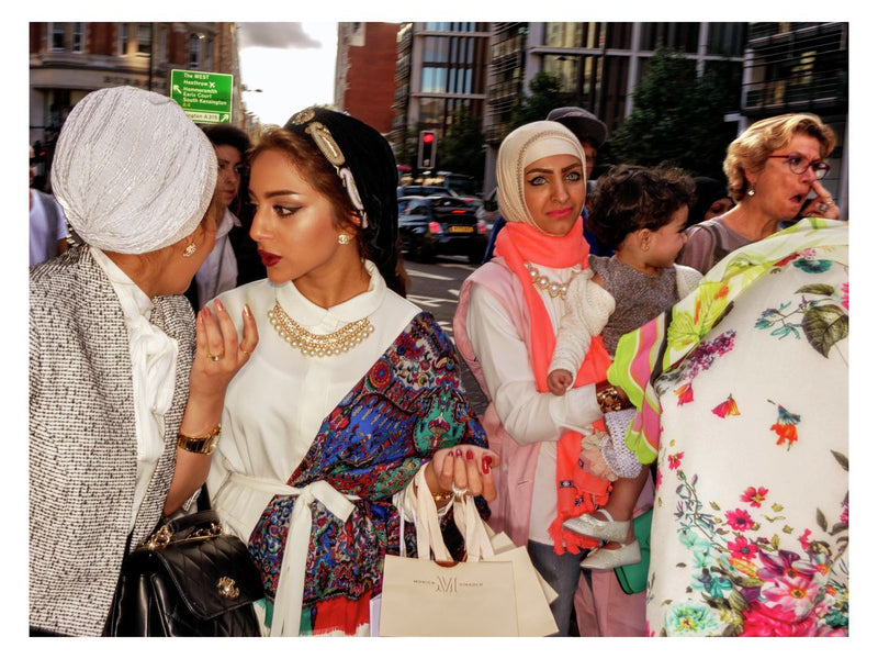 'Princesses' 2015, Knightsbridge, London, Harrodsburg
