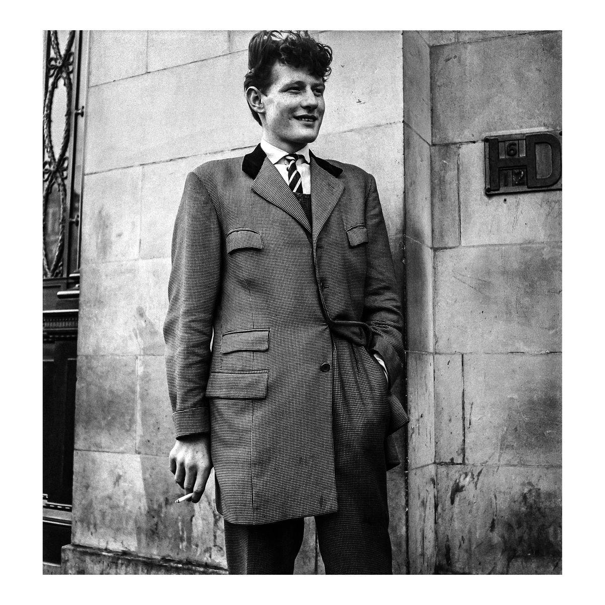 Teddy Boys and Teddy Girls, 1955