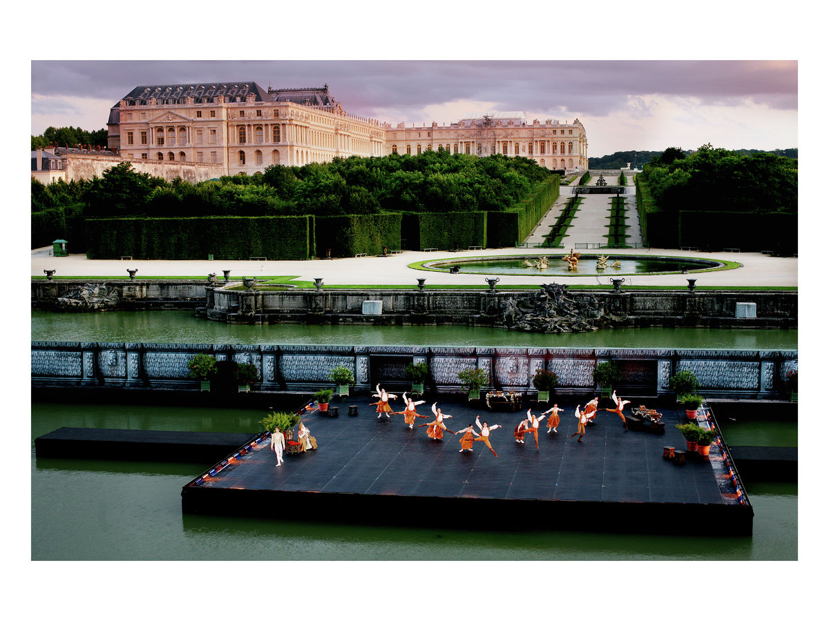 English National Ballet at Versailles, July 2007
