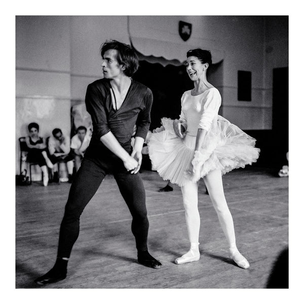 Rudolph Nureyev, with Margot Fonteyn, 1964