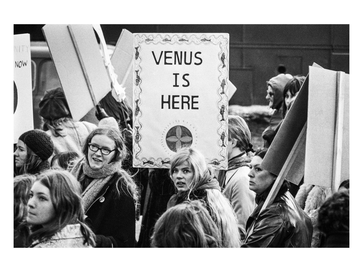 Venus is Here, 1971