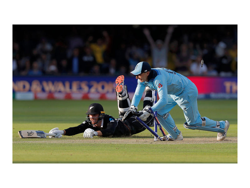 England win the Cricket World Cup, Lord's – 14 July 2019