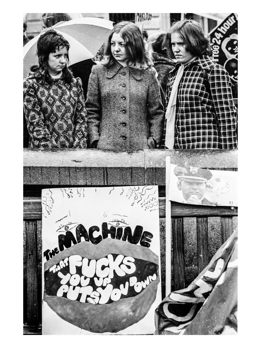 The Machine, 1971