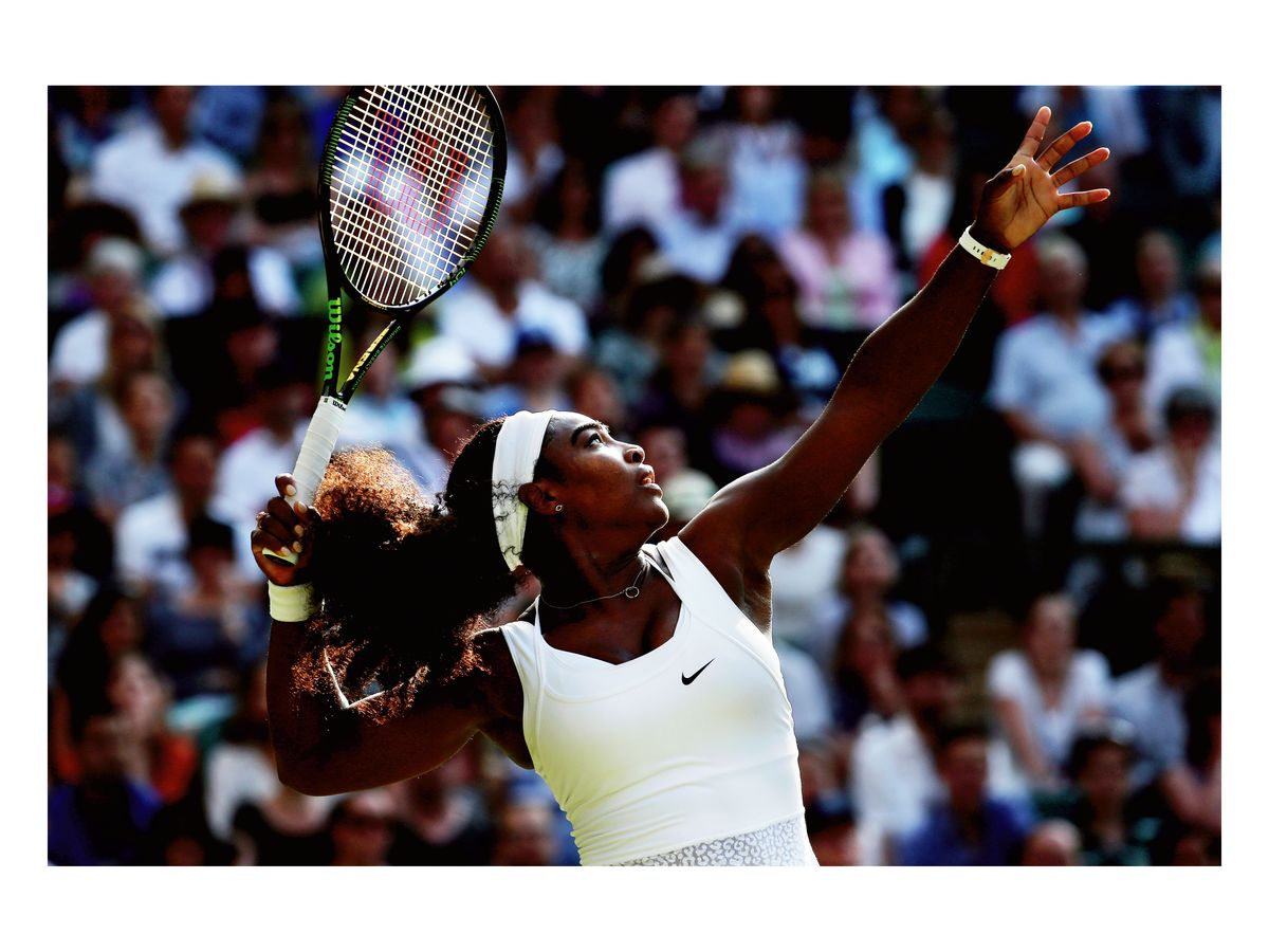 Serena Williams Wimbledon, 2015
